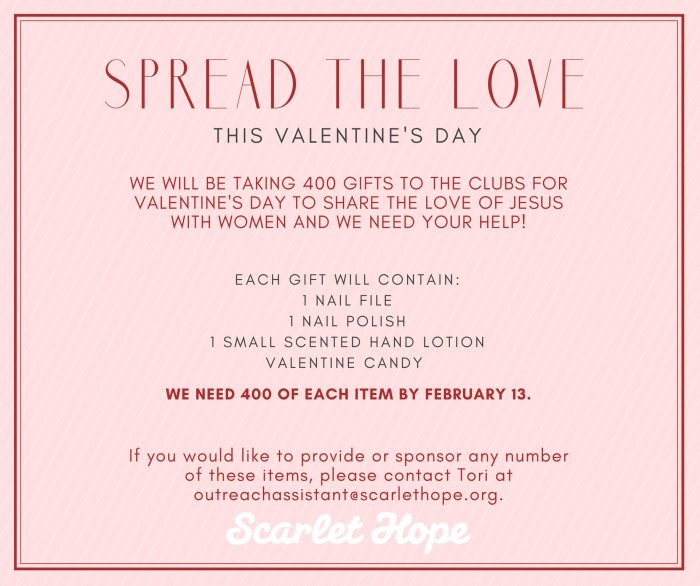 Scarlet Hope Valentine